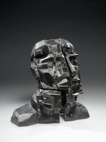 Sir Eduardo Paolozzi (British, 1924-2005) bronze mr hyde