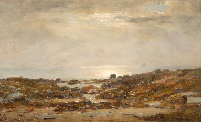 Duncan Cameron (British, 1837-1916) Departing Day
