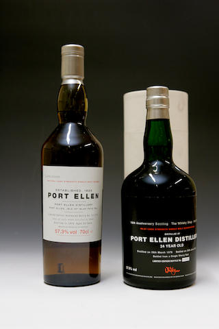 Port Ellen-24 year old-1978Port Ellen-24 year old-1979