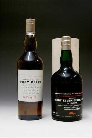 Port Ellen-24 year old-1978Port Ellen-24 year old-1979