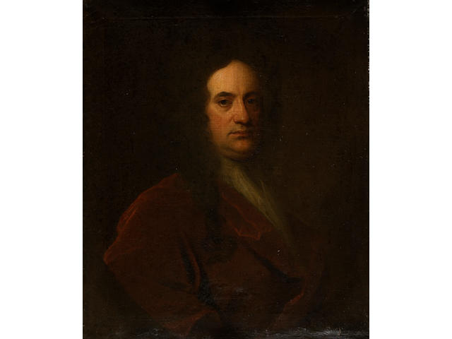William Aikman (British, 1682-1731) George Baillie of Garrick Wood
