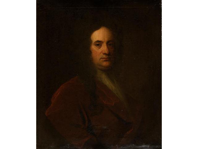 William Aikman (British, 1682-1731) George Baillie of Garrick Wood