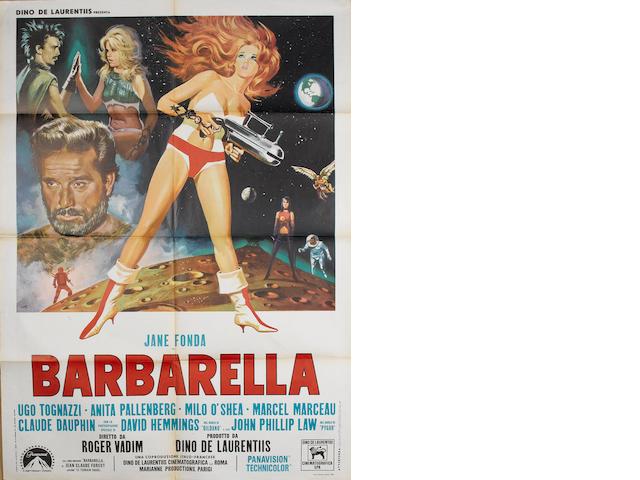 Barbarella,  Paramount, 1968,