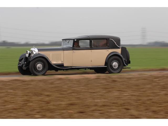 1931 Bentley 8 Litre,