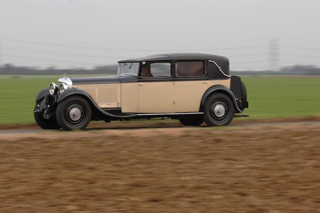1931 Bentley 8 Litre,