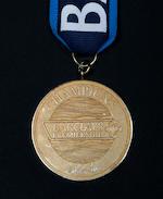Jose Mourinho's 2005-2006 F.A. Premiership winners medal