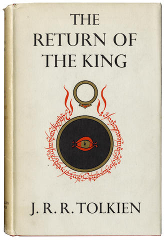 TOLKIEN (J.R.R.) The Return of the King