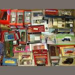Assorted boxed die-cast models,