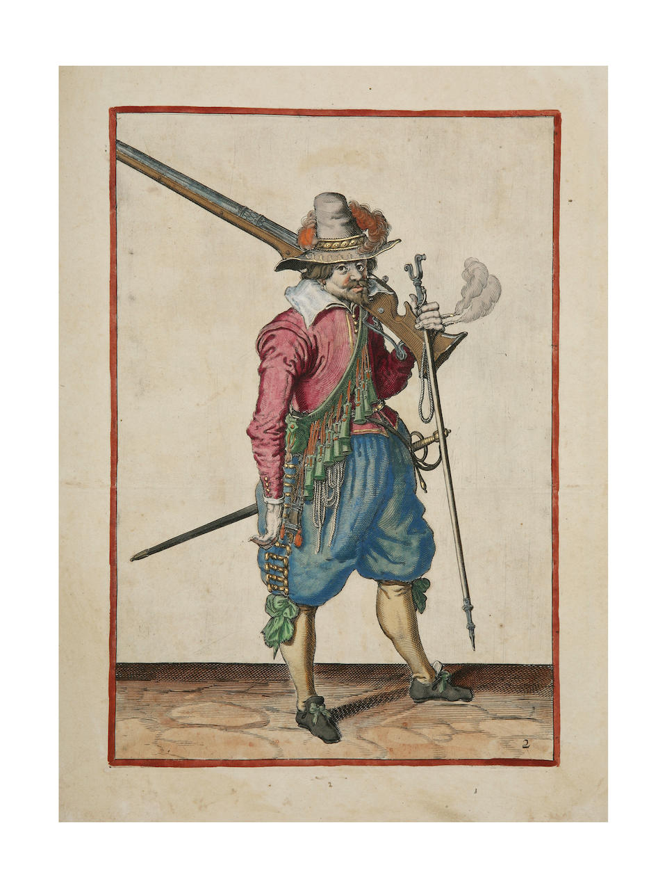 GHEYN (JACOB DE) The Exercises of Armes, for Calivres, Muskettes, and Pikes]