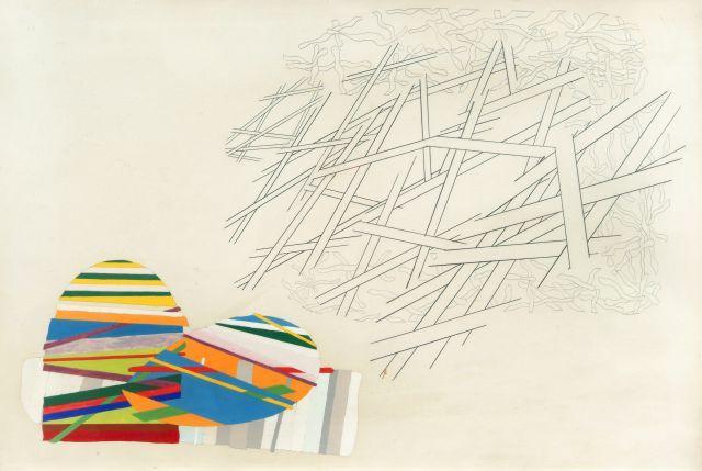 Rick Oginz (American) Abstract