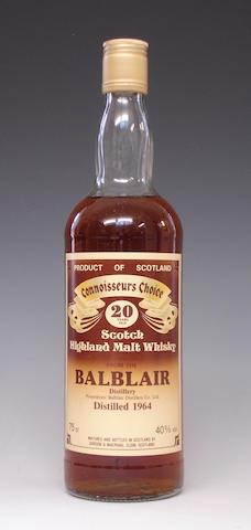Balblair-20 year old-1964