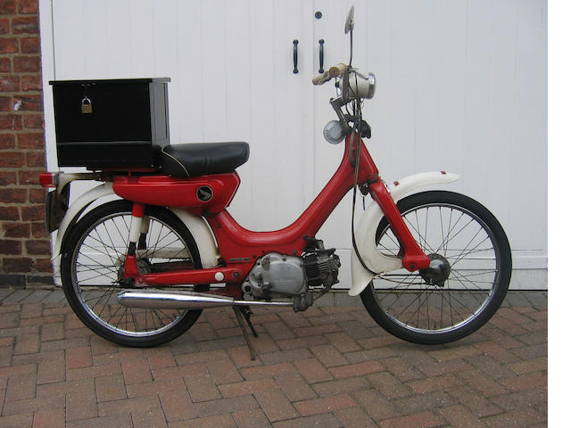1969 Honda PC 50 Moped,
