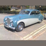 Single family ownership, 26,000 miles from new,1961 Jaguar MkIX Saloon  Chassis no. 774878DN Engine no. NC9217-8