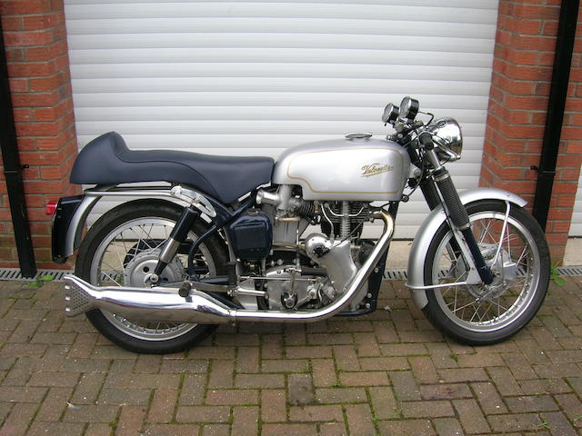 1969 Velocette Thruxton,