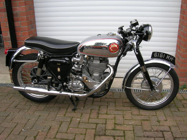 1960 BSA Gold Star Clubmans,
