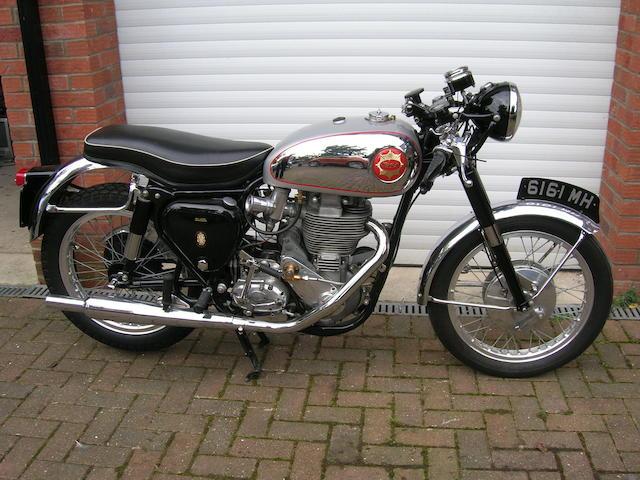 1960 BSA Gold Star Clubmans,