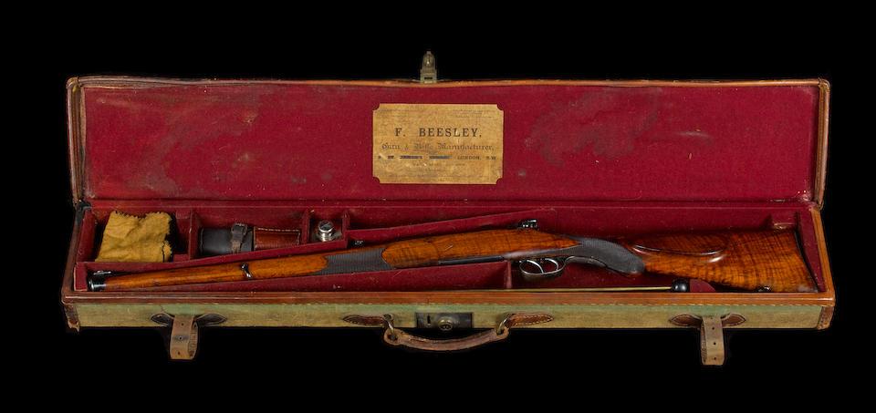 Bonhams : A 6 5mm 'M 1903' Mannlicher Schöenauer Stutzen by Steyr