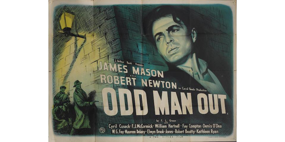 Odd Man Out, GFD, 1947,