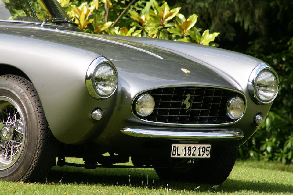 1956 Ferrari 250GT Berlinetta Prototipo  Chassis no. 0435GT Engine no. 0435GT
