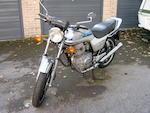 1981 Honda CB250N Super Dream  Frame no. CB250 2210565 Engine no. CB250NE 2210573