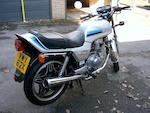1981 Honda CB250,