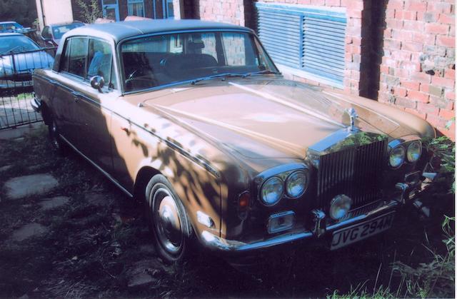 1973 Rolls Royce Silver Shadow II,