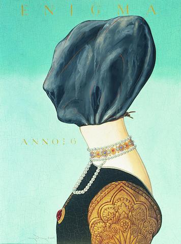 Aydin Aghdashloo (Iran, b. 1940)