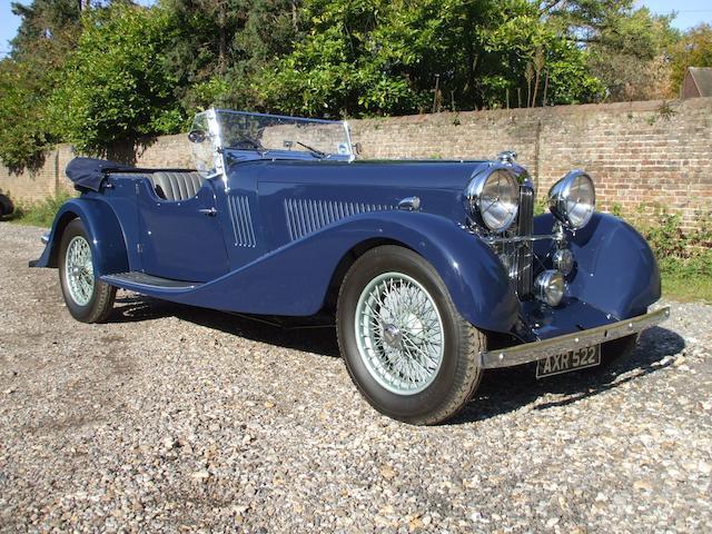 1933 Lagonda M45,