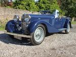 1933 Lagonda M45 Tourer  Chassis no. Z10650 Engine no. 12670