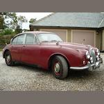 1968 Jaguar 240 Saloon  Chassis no. 1J 3782 DN Engine no. 7J 4574-8