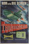 Thunderbirds Are GO!, United Artists, 1966,