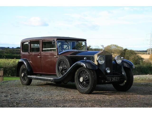 1930 Rolls Royce Phantom II,