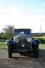 1930 Rolls-Royce 40/50hp Phantom II Limousine  Chassis no. 166GN Engine no. BH35 (see text)