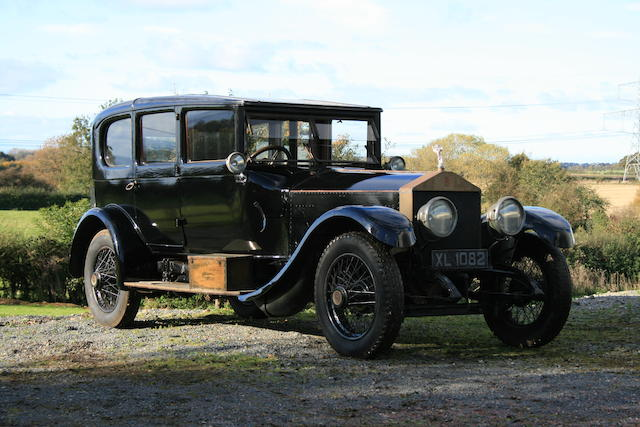 1921 Rolls-Royce 40/50hp Silver Ghost,
