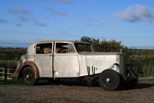 1939 Rolls Royce Wraith Saloon,