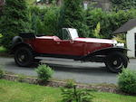 1933 Rolls-Royce 40/50hp Phantom II Tourer  Chassis no. 151XJ Engine no. KW85