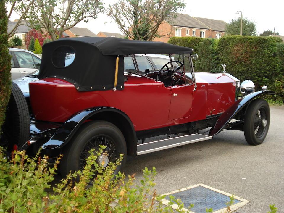 1933 Rolls-Royce 40/50hp Phantom II Tourer  Chassis no. 151XJ Engine no. KW85