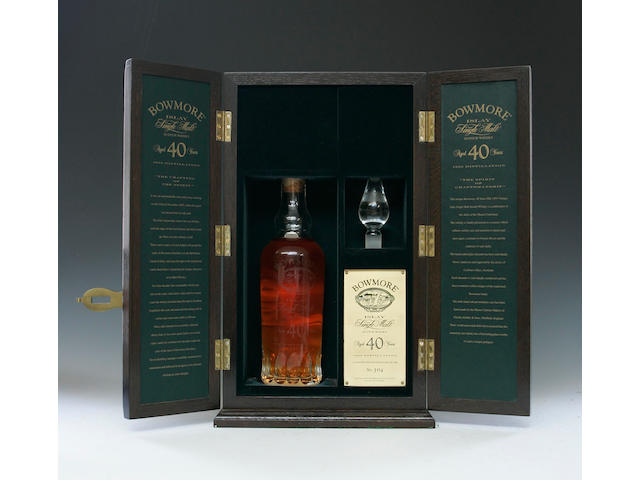 Bowmore-40 year old -1955