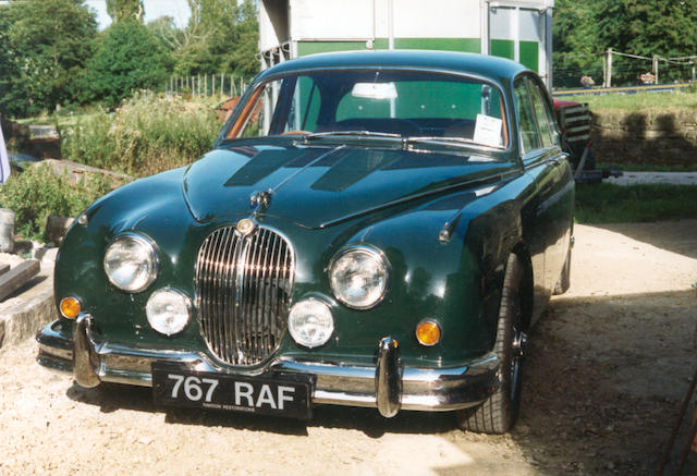 1965 Jaguar Mk2 4½-Litre Saloon  Chassis no. J65P223580BW Engine no. 7A31218-8