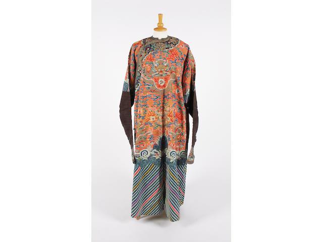 Chinese court robe
