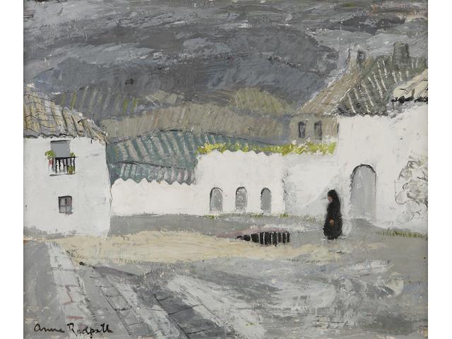Anne Redpath, OBE RSA ARA LLD ARWS ROI RBA (British, 1895-1965) Ubeda