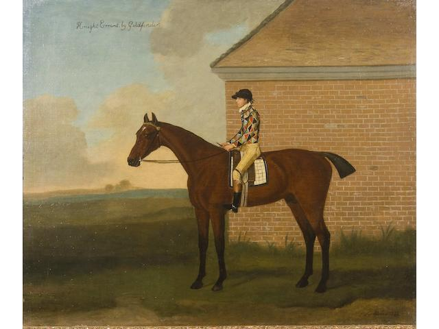 Francis Sartorius (London 1734-1804) 'Knight Errant by Goldfinder'