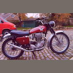 1957 Matchless G80 CS,