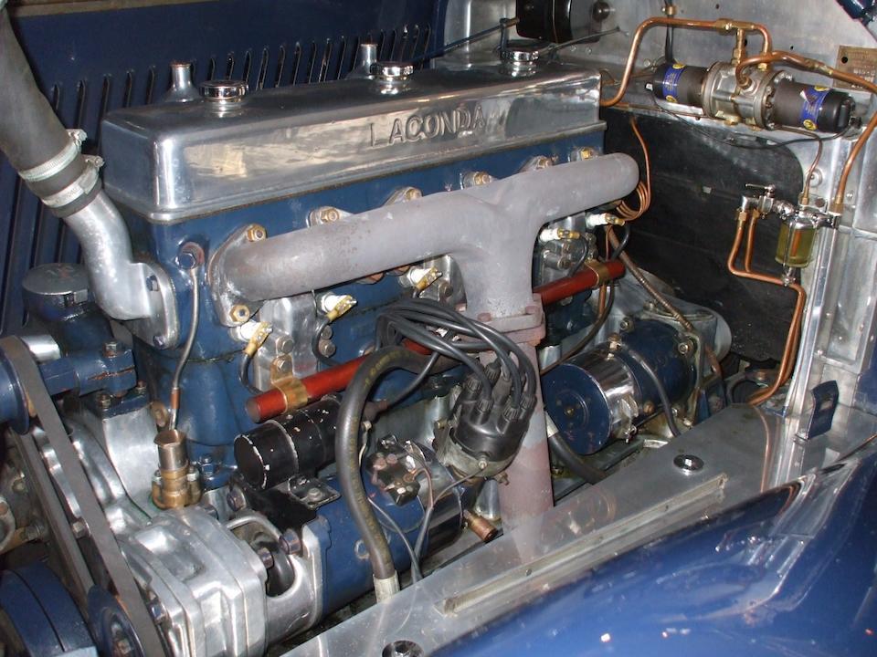 1933 Lagonda M45 Tourer  Chassis no. Z10650 Engine no. 12670