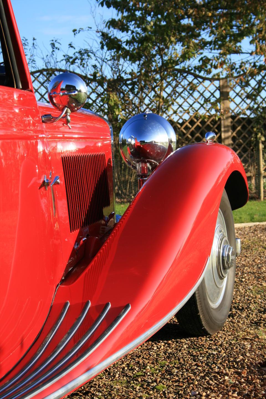 1936 Bentley 4¼-Litre Drophead Coupé  Chassis no. B90GA Engine no. N3BT