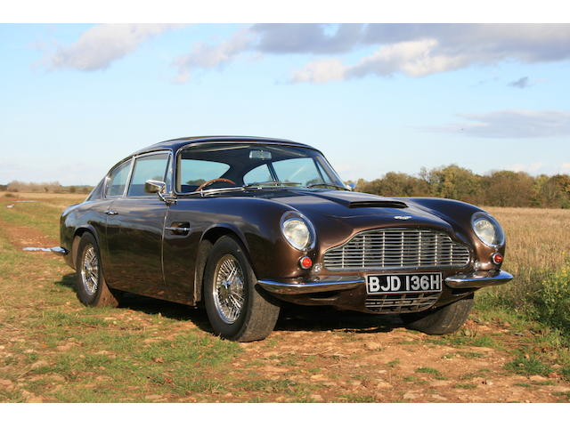 Formerly the property of Innes Ireland,1970 Aston Martin DB6 Mk2 Vantage Saloon  Chassis no. DB6Mk2/4247/R Engine no. 4004582VC