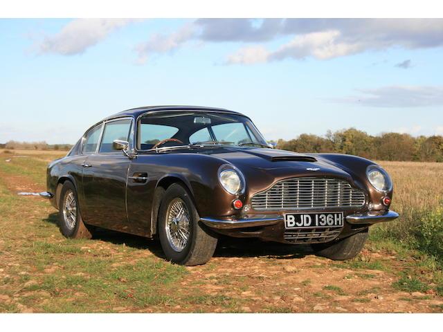 1962 Aston Martin,