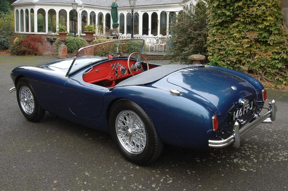 1958 AC Ace Roadster  Chassis no. AE 440 Engine no. CL2354W