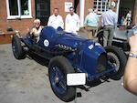 1925 Chrysler 'Bluebird' Replica Sports  Chassis no. 40086 Engine no. 74274