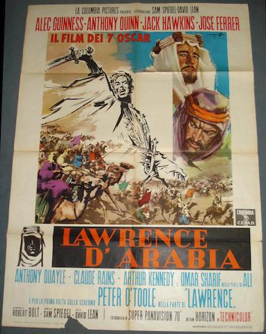 Lawrence Of Arabia,  Columbia, 1963,
